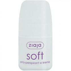 Ziaja Soft antyperspirant...