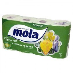 MOLA PAPIER TOALETOWY 8...