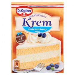 DR.OETKER KREM DO TORTOW...