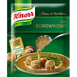 KNORR SOS BOROWIKOWY 37G