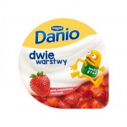 DANONE DANIO DWIE WARSTWY...