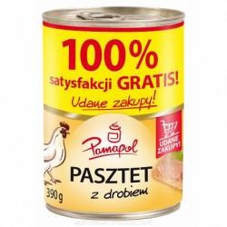 PAMAPOL PASZTET Z DROBIEM 390G