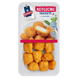 KONSPOL KOTLECIKI NUGGETS Z...