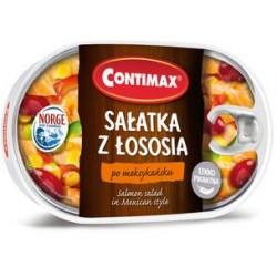 CONTIMAX SAŁATKA Z ŁOSOSIA...