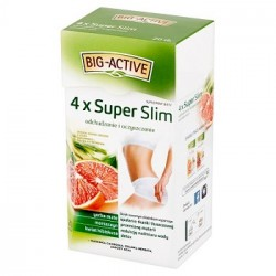 BIG ACTIVE 4X SUPER SLIM 20T