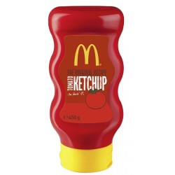 DEVELEY KETCHUP MC DONALD'S...