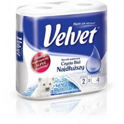 Velvet Czysta Biel...