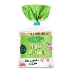 ANARI WAFLE OWSIANE 120G