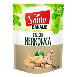 SANTE ORZECHY NERKOWCA 80G