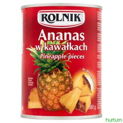 ROLNIK ANANAS KAWAŁKACH...