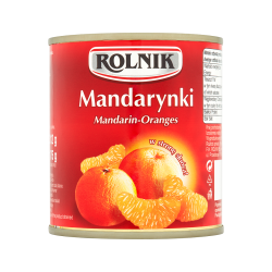 ROLNIK MANDARYNKI 312G/314ML