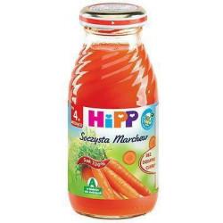 HIPP SOK BIO 100% MARCHEW...