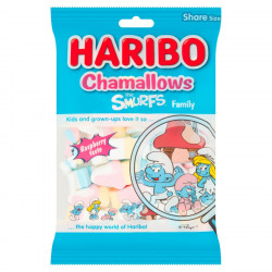HARIBO PIANKI HARIBO SMERFY...