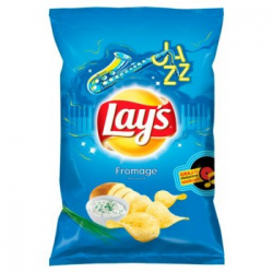 LAYS CHIPSY FROMAGE 140G...