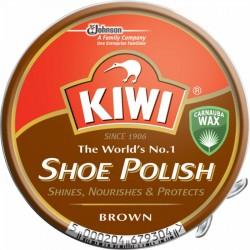 Kiwi pasta do butow brązowa