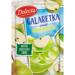 DELECTA GALARETKA GRUSZKOWA...