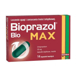 BIOFARM BIOPRAZOL MAX 14...