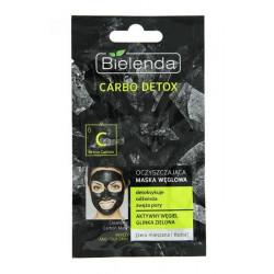 BIELENDA CARBO DETOX CZARNY...
