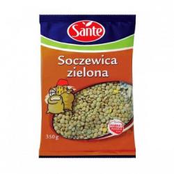 SANTE SOCZEWICA ZIELONA 350G