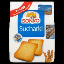 SONKO SUCHARKI TOSTY 225G