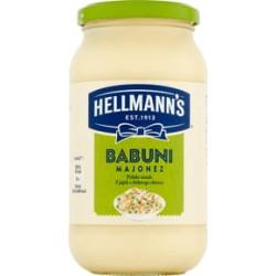 HELLMANN'S MAJONEZ BABUNI...