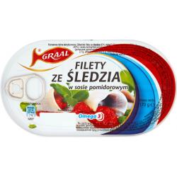 GRAAL FILETY ZE ŚLEDZIA W...