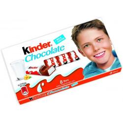 BATONIKI KINDER CHOCOLATE 8...